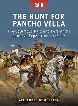 Hunt For Pancho Villa 1916-17 Box Front