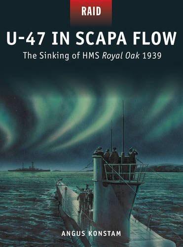 U-47 In Scapa Flow - The Sinking Of Hms Royal Oak 1939 Box Front