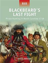 Blackbeards Last Fight - Pirate Hunting In North Carolina 1718 Box Front
