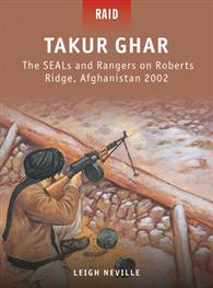 Takur Ghar - The Seals And Rangers On Roberts Ridge, Afghanistan 2002 Box Front