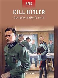 Kill Hitler - Operation Valkyrie 1944 Box Front