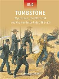 Tombstone - Wyatt Earp, The Ok Corral And The Vendetta Ride 1881-82 Box Front