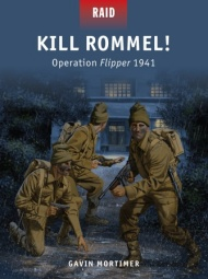Kill Rommel! - Operation Flipper 1941 Box Front