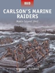 Carlson`s Marine Raiders - Makin Island 1942 Box Front