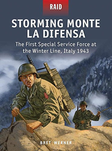 Storming Monte La Difensa Box Front