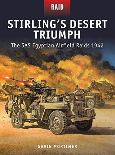 Stirling`s Desert Triumph Box Front