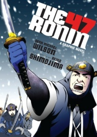 The 47 Ronin: A Graphic Novel Box Front