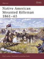 Native American Mounted Rifle 1861-65 Box Front