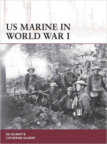 Us Marine In World War I Box Front