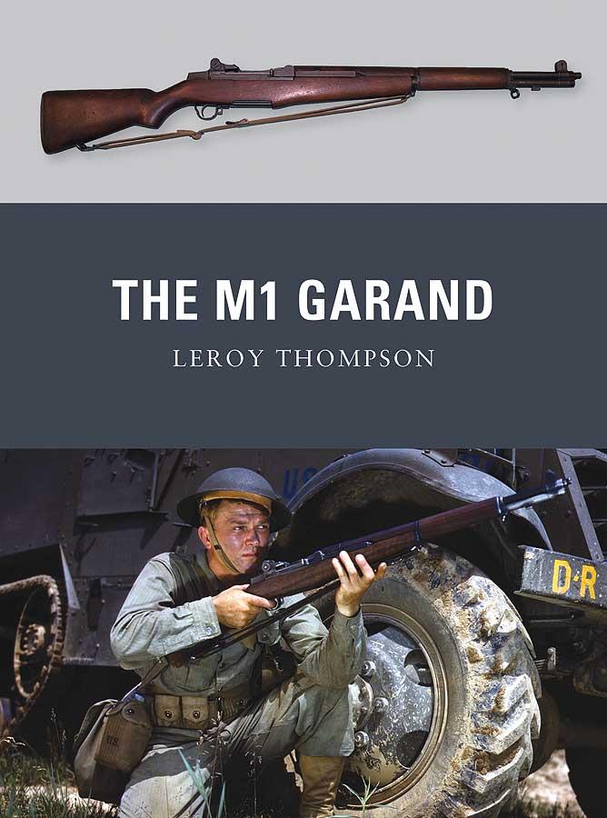 The M1 Garand Box Front
