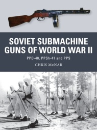 Soviet Submachine Guns Of World War Ii Box Front
