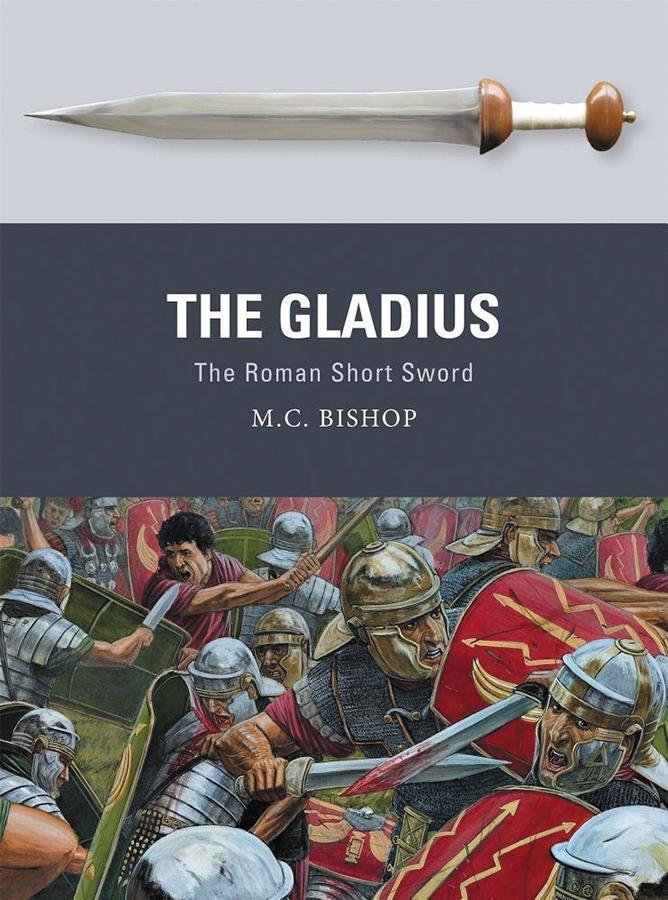 Gladius: The Roman Short Sword Box Front