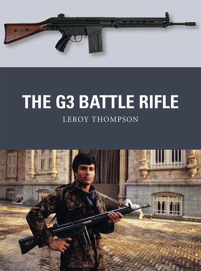 G3 Battle Rifle Game Box