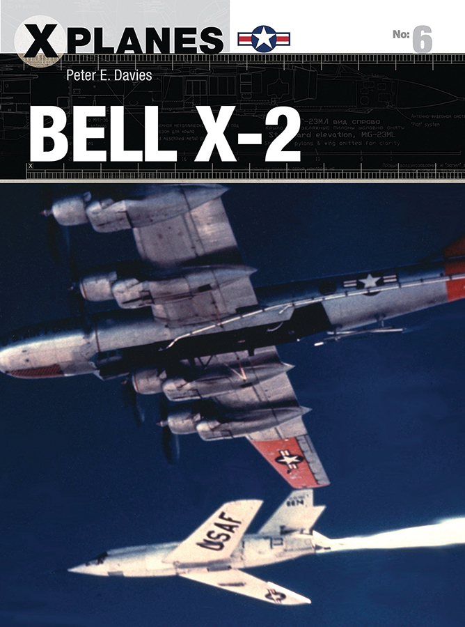 Bell X-2 Box Front