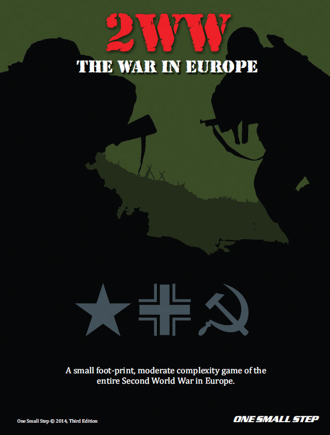 The Second World War: The War In Europe Box Front