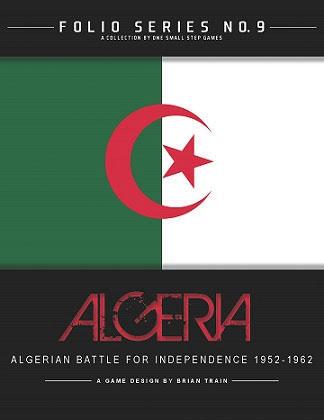 Folio Series: No. 9 - Algeria Box Front