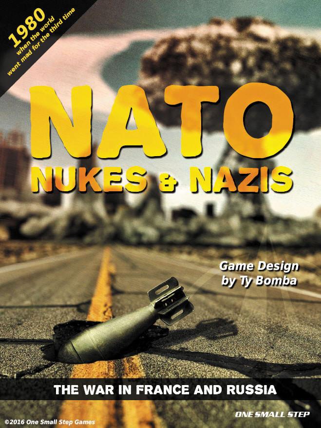 Nato, Nukes, And Nazis: 2 Box Front