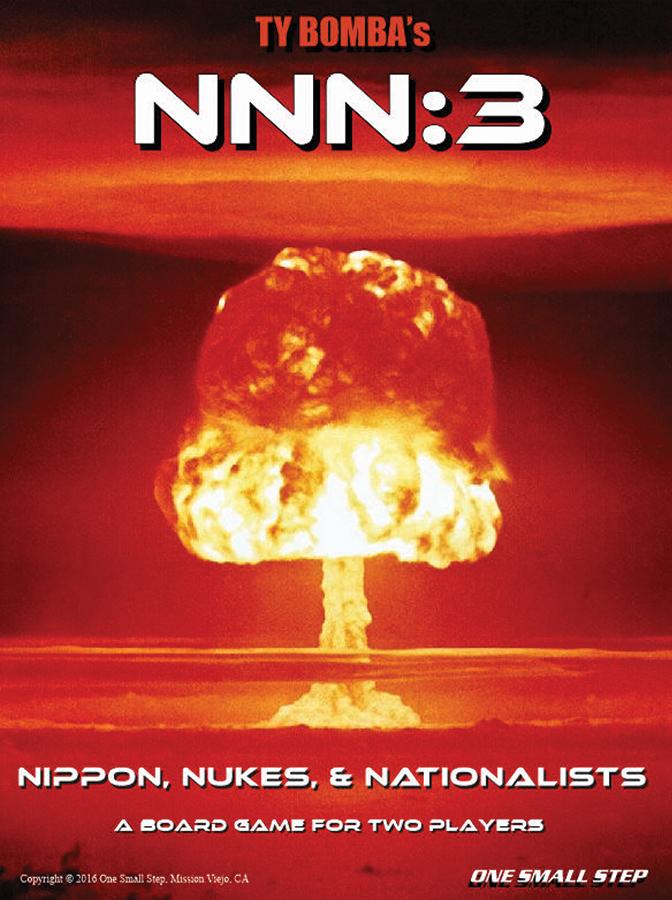 Nato, Nukes & Nazis: 3 - Nippon, Nukes, & Nationalists Box Front