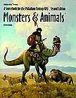 Palladium Fantasy Rpg: Monsters And Animals Box Front