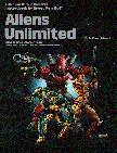 Heroes Unlimited Rpg: Aliens Unlimited Box Front