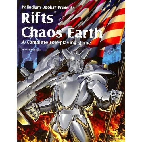 Rifts Chaos Earth