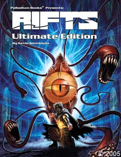 Rifts Rpg Ultimate Edition Box Front