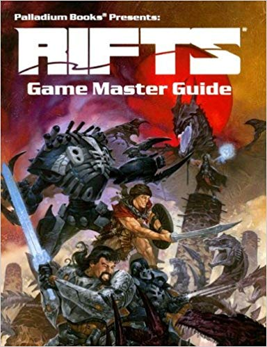 Rifts Rpg: Game Master Guide