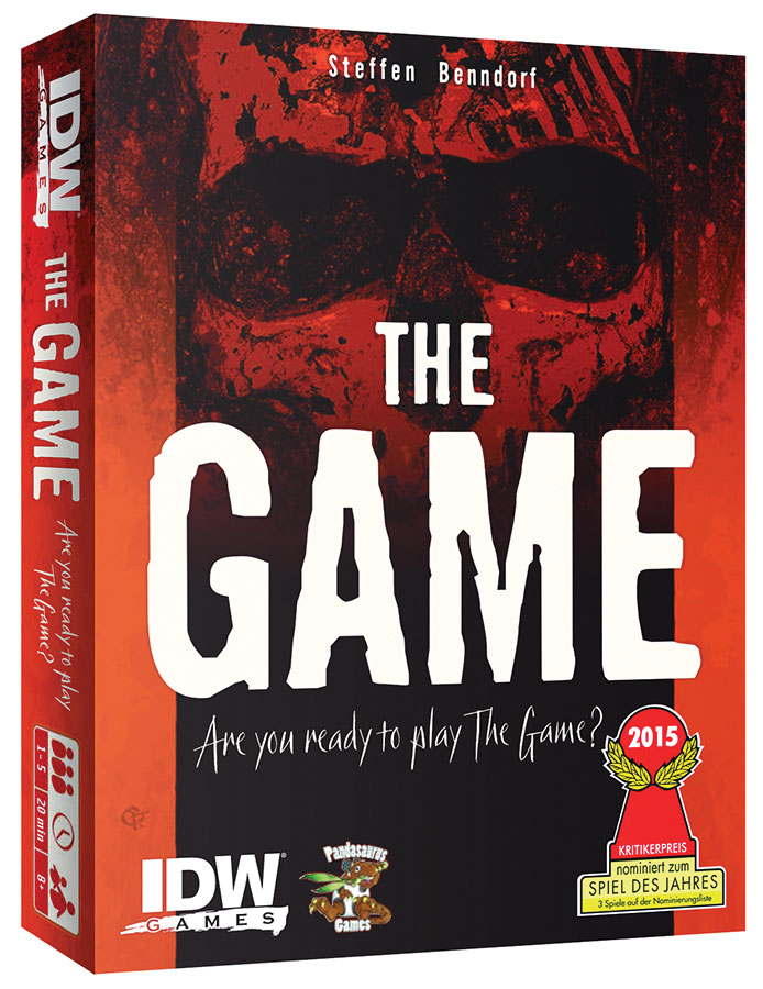 The Game Game Box