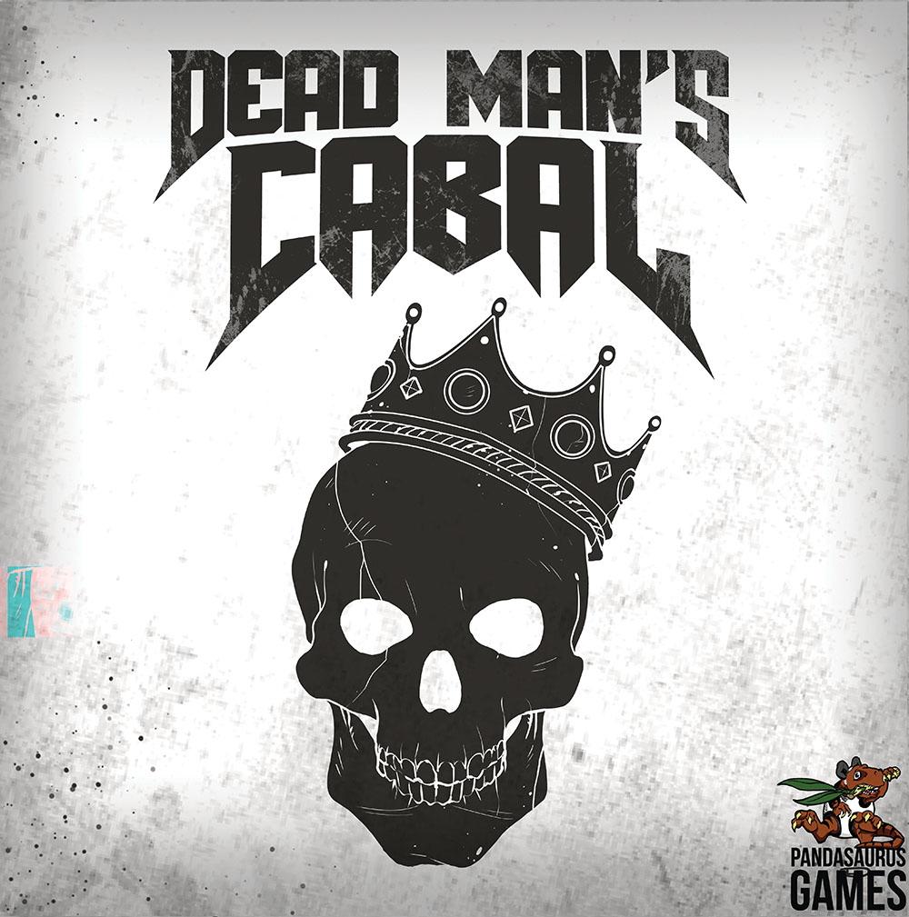 Dead Man`s Party Game Box