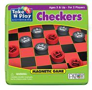 Take N Play Anywhere: Checkers Box Front
