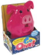 Go Oink! Card Game Box Front