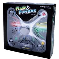 Flash And Furious Box Front