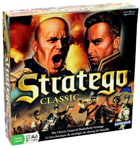 Stratego Classic Box Front