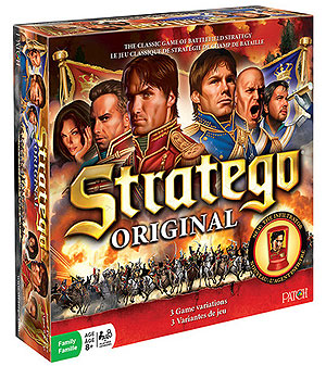 Stratego Original Box Front