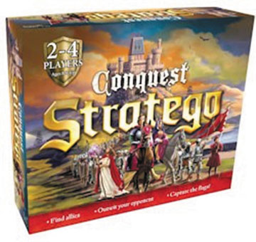 Stratego Conquest Box Front