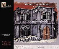 Gothic City Building Large Set Box Front