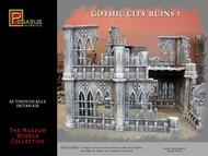 Gothic City Ruins 1 Box Front