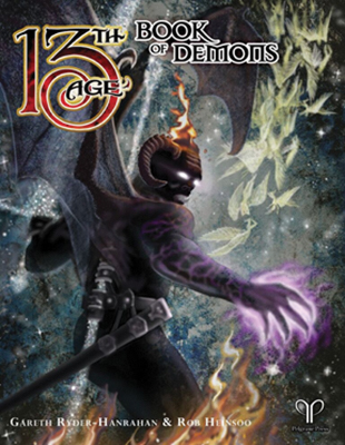 13th Age Rpg: Book Of Demons Box Front