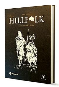 Drama System Rpg: Hillfolk Box Front