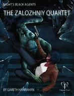Night`s Black Agents Rpg: The Zalozhniy Quartet Box Front