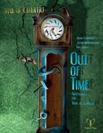 Trail Of Cthulhu Rpg: Out Of Time Box Front