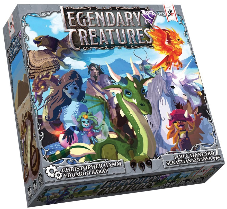 Legendary Creatures Box Front