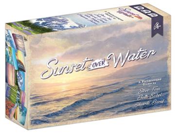 Sunset Over Water Demo Program Game Box