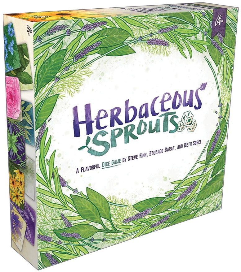 Herbaceous Sprouts Game Box