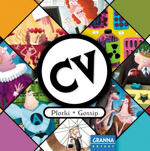 Cv: Gossip Box Front