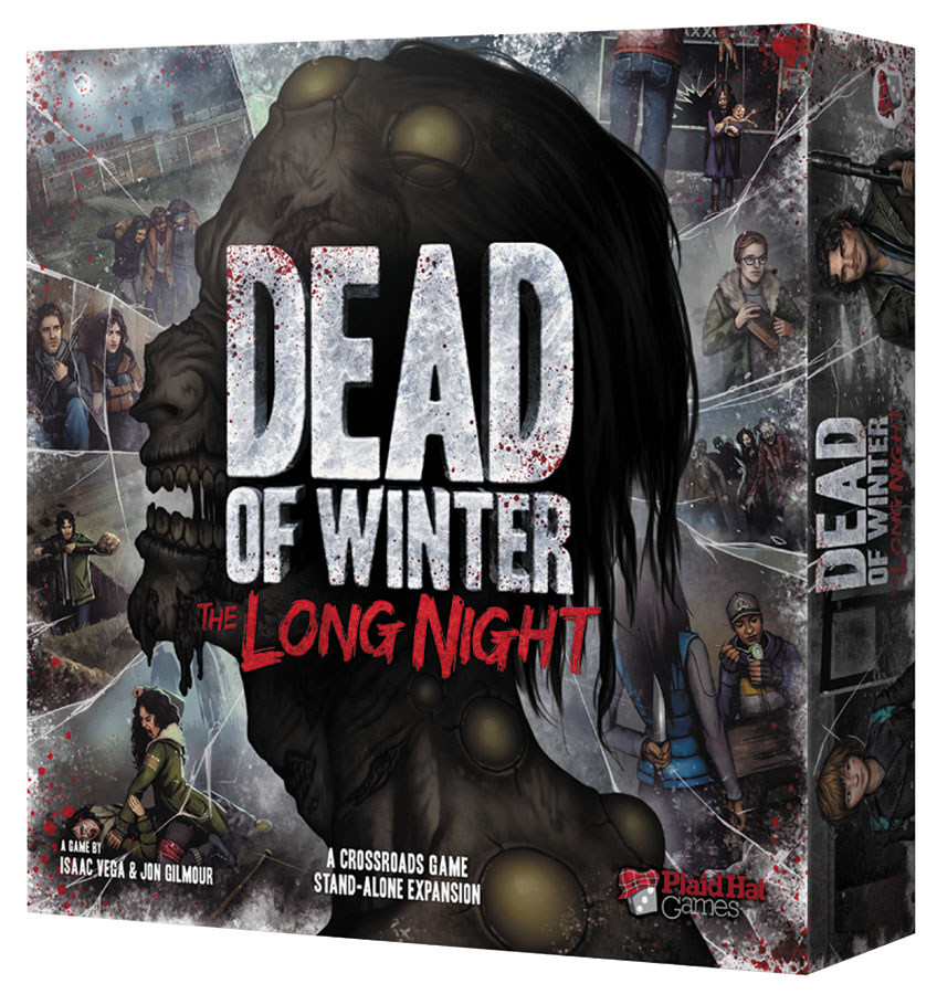 Dead Of Winter: The Long Night (stand Alone Or Expansion) Box Front