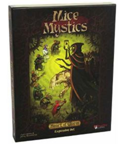 Mice And Mystics: The Heart Of Glorm Expansion Box Front