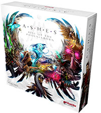 Ashes Box Front