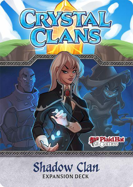 Crystal Clans: Shadow Clan Expansion Deck