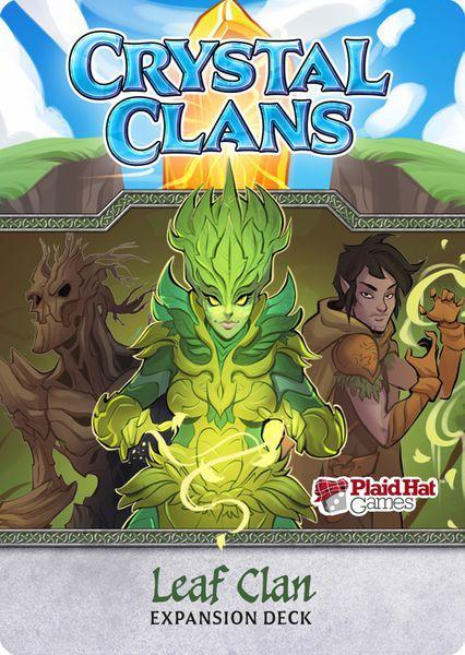 Crystal Clans: Leaf Clan Expansion Deck